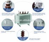 transformador de potencia inmerso en aceite trifásico de 11kv 500kVA