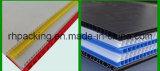 De zwarte Raad van de Bescherming van pp Plastic/de Gekleurde Bladen van Corflute Correx Coroplast