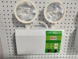 LED 비상등 화재 비상등 두 배 램프 자동적인 센서 빛 비상사태 마커 램프