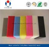 Éponge d'unité centrale pour des pâtes de couleur
