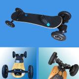 Leistungsfähiger nicht für den Straßenverkehr Roller-elektrisches Skateboard der Rad-1650X2w 4