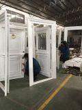 Portello di alluminio di lusso di Securty per la grande Camera