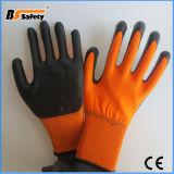 Anti Grip Gants de travail de la construction des gants de sécurité des gants de travail