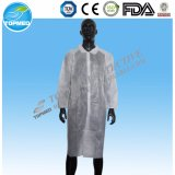 I cappotti dentali del laboratorio o dell'abito comerciano per l'ospedale