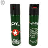 Produits de sécurité 110ml Nato Tear Spray for Self Defense