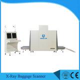 Rayos X de alta resolución del escáner de equipaje de tamaño de túnel de 1000*1000mm