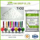 Het plastic Goed van het Gebruik van de Pijp polijst het Dioxyde van Titianium van het Rutiel TiO2
