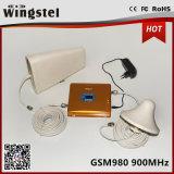 Venta caliente solo repetidor de señal GSM Booster para móviles de uso doméstico y profesional
