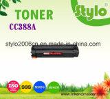 Cartucho de tóner de impresora CC388A para HP P1007/1008/M1136/1213/1216