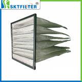 Gewebe-Lufteinschluss-Filtertüte-Filter der 85% Leistungsfähigkeits-F7 nichtgewebter