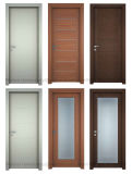 Modern Engineered Veneer MDF Prefinished Flush Door Fabricante