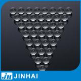 (t) granos de cristal transparentes de la fábrica de 9m m para el rociador