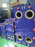 Scambiatore di calore del piatto dell'acciaio inossidabile del vapore 316 dell'acqua calda