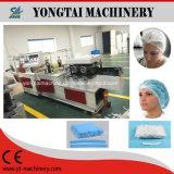 機械を作る自動使い捨て可能な外科NonwovenプラスチックBouffant看護婦の帽子