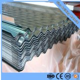 Gi de toiture en polycarbonate ondulé galvanisé Feuille de toit