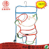 LED Christmas Papai Noel em Ladder Rope Motif Lights Christmas Lights for Yard Decoration