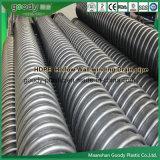 Tubo de enrolamento de parede oca HDPE de alta qualidade