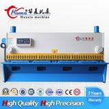 Автомат для резки листа плиты гидровлической гильотины металла режа