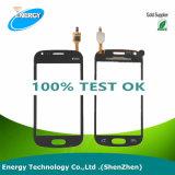 Высокое качество для черноты цифрователя экрана касания Samsung 7562 белой с свободно инструментами