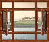 最もよい価格のカスタム新しいデザインによって使用される開き窓は熱壊れ目アルミニウムWindowsおよびドアを描く