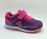Flyknit de venda quente caçoa sapatas dos esportes da fábrica de Jinjiang