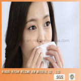 Tecido não tecido de Spunlace para tecido úmido