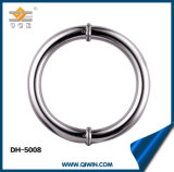 maniglia di tiro dell'acciaio inossidabile 201 304 per il portello di vetro della stanza da bagno (DH-5008)