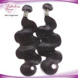 Реми Cuticle человеческого волоса притачным эластичным поясом в волосы расширений Virgin перуанской волос
