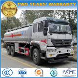Sinotruk 20 de LHD do petróleo toneladas de caminhão de petroleiro 20000 litros de caminhão do depósito de gasolina
