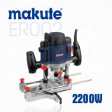 Маршрутизатор машины 2200W маршрутизатора CNC Makute миниый электрический