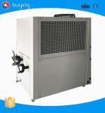 R404A Kühlmittel-niedrige Temperatur-Wasser-Kühler für Saft-Pfosten-Mischer