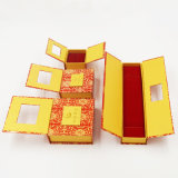 Venta caliente de cartón de embalaje Empaquetado de la joyería de papel caja de regalo (J10-E2)