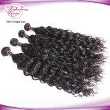 Cabelos malaio trama de alta qualidade 8uma onda natural do pacote de cabelo