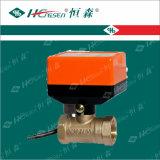 La valvola a sfera/sfera motorizzate Dqf-C2 Valve/HVAC gestisce i prodotti