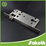 Traitement de porte d'alliage d'aluminium du marché de l'Israël avec le POINT