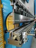 Il Nc preme il freno Wc67k-160t/3200 per elaborare del metallo