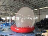 Tamaño Humano Snow Globe de Navidad