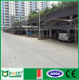 Garage-Autoparkplatz-Aluminium