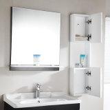 Muur-gehangen vermenigvuldig de Houten Ijdelheid van de Badkamers voor Badkamerss