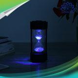 Buntes Handspielzeug-Geschenk drahtloser Bluetooth Lautsprecher der Hourglasses-LED