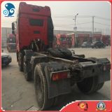 Usado 380HP Shacman Truck Head of Shacman FAW Trator Truck