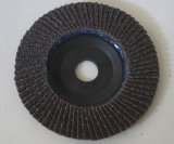 Roda de lustro do disco profissional da aleta (tampa plástica 75)