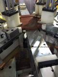 Macchina di legno ad alta frequenza automatica Tc-868A della giuntura d'angolo del blocco per grafici