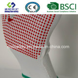 13 Shell van de Polyester van G de Handschoen van het Werk van de Veiligheid van de Punten van pvc
