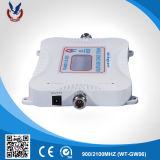 Aumentador de presión de la señal del teléfono móvil del G/M WCDMA 900/2100MHz