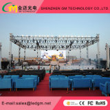 Location et/ou fixe de haute qualité P4.81 Affichage LED de plein air