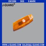 Изготовленный на заказ рефлектор колеса для велосипеда (Jg-B-13)