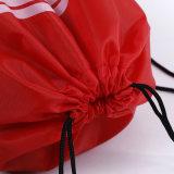 La gymnastique folâtre des sacs de cordon de sac à dos