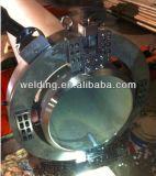 Máquina montada exterior da chanfradura e de estaca da tubulação para a chanfradura da tubulação de aço