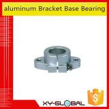 Roulement en aluminium de base de bride de haute précision